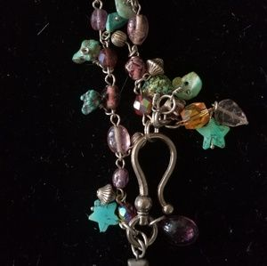 Anthropologie Jewelry - Handmade Necklace